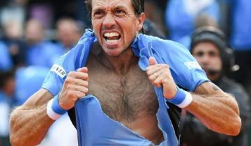 Imagen de El gladiador de Chascomús colgó la raqueta: Carlos Berlocq se retiró del tenis