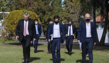 """Imagen de Coronavirus en la Provincia: Kicillof anunció el regreso a una """"cuarentena intermitente"""""""