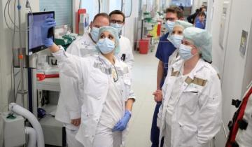 Imagen de Trabajadores de la salud tendrán una licencia COVID-19 de doce días