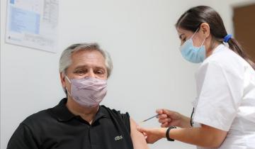 Imagen de Alberto Fernández con Covid-19: por qué a pesar de estar vacunado el presidente dio positivo de Coronavirus