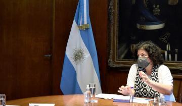 Imagen de Coronavirus: Argentina evalúa aplicar una 3ª dosis de la vacuna como refuerzo