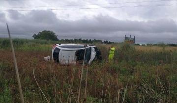 Imagen de Accidente sin graves consecuencias en la Ruta 74