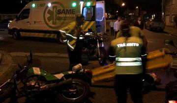 Imagen de Un hombre atropelló a un inspector de tránsito para evadir un control
