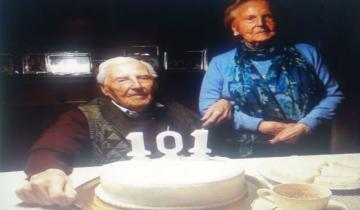 """Imagen de A los 101 años, murió el """"Gordo"""" Rípodas"""