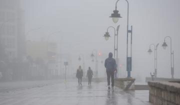 Imagen de Se esperan fuertes tormentas de lluvia y viento en la Región desde esta tarde y hasta el viernes