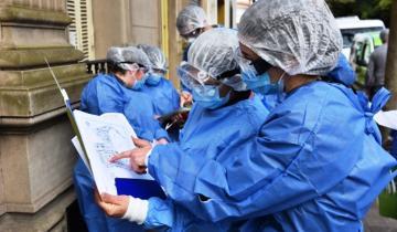 Imagen de Coronavirus: Argentina pasó a ser el sexto país con más contagios en el mundo