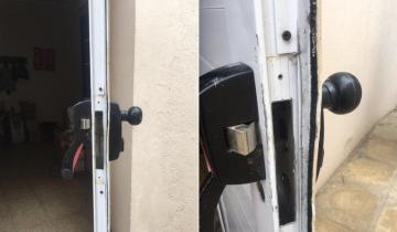 Imagen de Forzaron la entrada de un vacunatorio en Monte: el ministerio de Salud analiza reforzar la seguridad