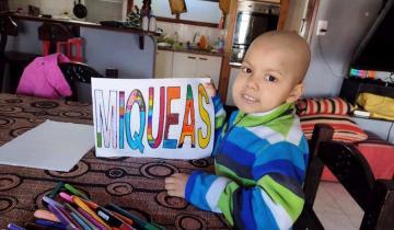 Imagen de Tiene 4 años, es del Partido de La Costa y necesita ayuda para costear un tratamiento contra el cáncer de $ 58 millones
