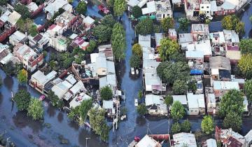 Imagen de Comienza el juicio por la trágica inundación en La Plata