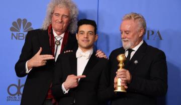 Imagen de Green Book y Bohemian Rhapsody, ganadoras en los Globos de Oro