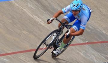 Imagen de La maravillosa historia de vida y esfuerzo de Lucas Vilar, ciclista campeón del Partido de La Costa