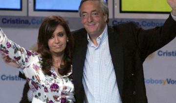 Imagen de Aniversario: con base en el histórico discurso en Dolores, Cristina Fernández recordó a Néstor Kirchner con un emotivo video