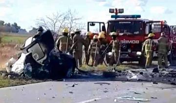 Imagen de Un hombre falleció tras un trágico accidente en la Ruta