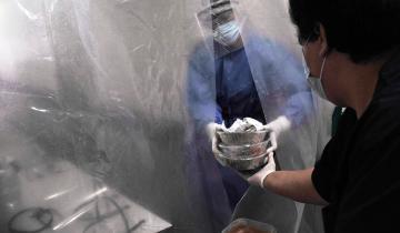 Imagen de Un médico dolorense cuenta cómo es trabajar con el Coronavirus