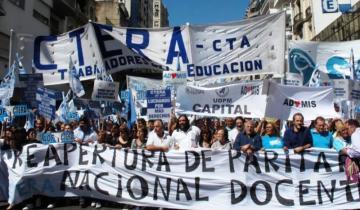 Imagen de El Gobierno convoca a la paritaria nacional docente y promete que los salarios le ganarán a la inflación
