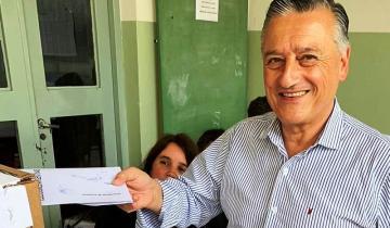 Imagen de Con un contundente triunfo, Alberto Gelené vuelve a la intendencia en Las Flores