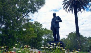 Imagen de Hoy en Chascomús se realizará un homenaje a Raúl Alfonsín