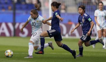 Imagen de Mundial Femenino: histórico empate de Argentina ante Japón
