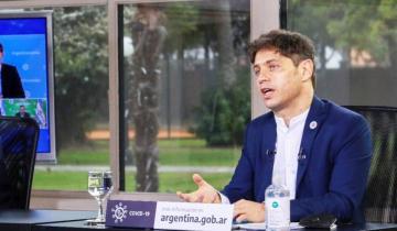 """Imagen de Coronavirus: Kicillof cuestionó la """"apertura prematura"""" en distintos municipios pero confirmó que habrá temporada de verano"""