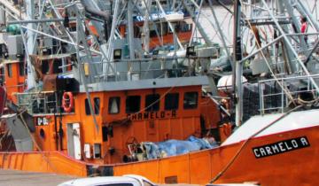 Imagen de Un pesquero marplatense naufragó y debieron rescatar a sus 8 tripulantes
