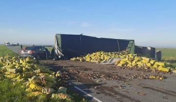 Imagen de Trágico accidente en Ruta 29: murió un bebé de un año