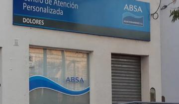 Imagen de La empresa ABSA retomará la atención presencial en las oficinas de General Madariaga y Mar de Ajó