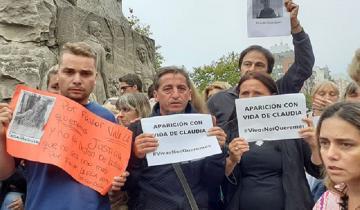 Imagen de Ocho días sin Claudia Repetto: aguardan por un milagro en Mar del Plata