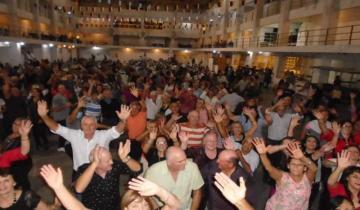 Imagen de Entre Ríos: más de 500 jubilados participaron de una fiesta clandestina