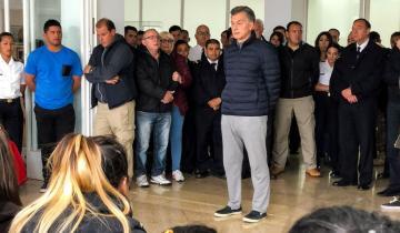 Imagen de Macri deberá responder  preguntas sobre su conocimiento del estado del ARA San Juan