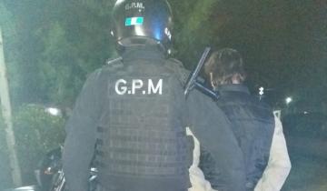 Imagen de General Madariaga; en un operativo de control detuvieron a un hombre buscado por la Justicia