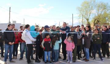 Imagen de Dolores con más asfalto: inauguran cuatro cuadras de pavimento