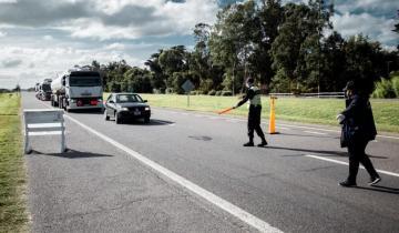 Imagen de Ruta 11: un hombre manejaba con registro falso y alcoholemia positiva