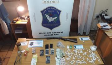 Imagen de Secuestran cocaína, marihuana y armas y detienen a 19 personas en Mar del Tuyú