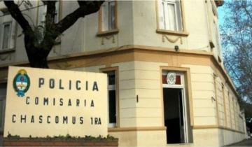 Imagen de Falleció un detenido tras un incendio en la Comisaría de Chascomús