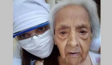 Imagen de Mar del Plata: tiene 102 años, contrajo Coronavirus y se recuperó