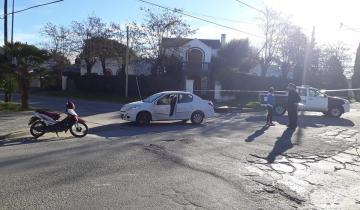 Imagen de Dolores: tres accidentes en la tarde del sábado