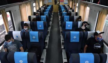 Imagen de Verano 2021: están disponibles los pasajes de trenes para febrero