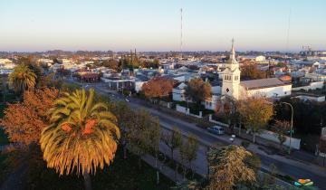 Imagen de Quinta sección: cómo es San Cayetano, el único distrito de toda la Provincia en fase 4