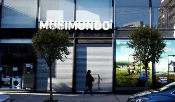 Imagen de Musimundo cerró 11 locales en la Provincia, incluidos 2 en Mar del Plata