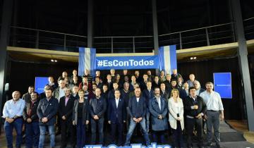 Imagen de #EsConTodos, el peronismo bonaerense adoptó el hashtag que usaba Felipe Solá