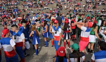 Imagen de Los Estudiantes festejaron su Día en el Parque Libres del Sur