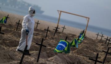Imagen de Segunda ola de Coronavirus: Brasil y Uruguay ya viven un rebrote de Covid 19 que aún no llegó a la Argentina