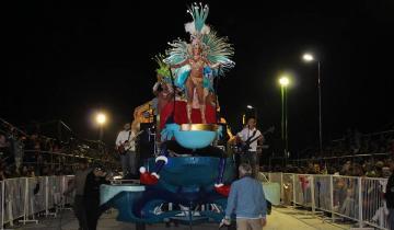 Imagen de Una multitud disfrutó del Carnaval del Sol de Dolores