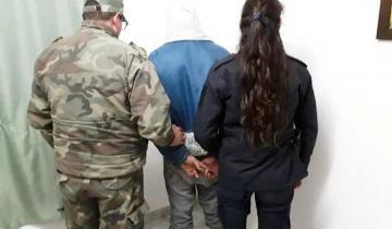 Imagen de Dolores: dos aprehendidos por tenencia ilegal de arma de fuego