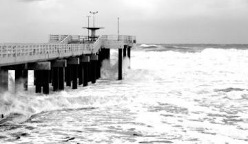 Imagen de Tormenta de Santa Rosa: cuándo se espera que llegue a la Costa Atlántica