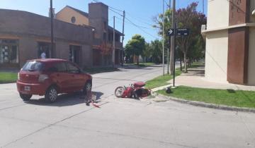 Imagen de Fuerte accidente en Dolores