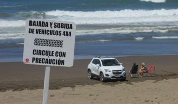 Imagen de Tras la muerte del nene en Necochea, juntan firmas para prohibir los vehículos en la playa