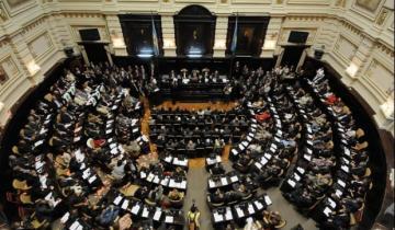 Imagen de Mañana la Legislatura bonaerense tratará la ley Impositiva