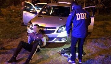 Imagen de Falsos secuestradores engañaron a una mujer: los detienen en la Ruta 3