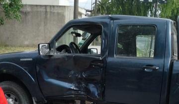 Imagen de Un herido tras un violento choque en Dolores